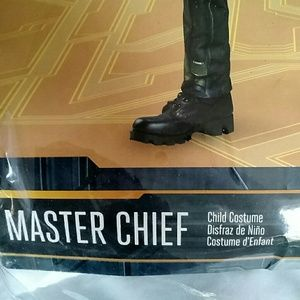 Boy's Halo Master Chief Costume